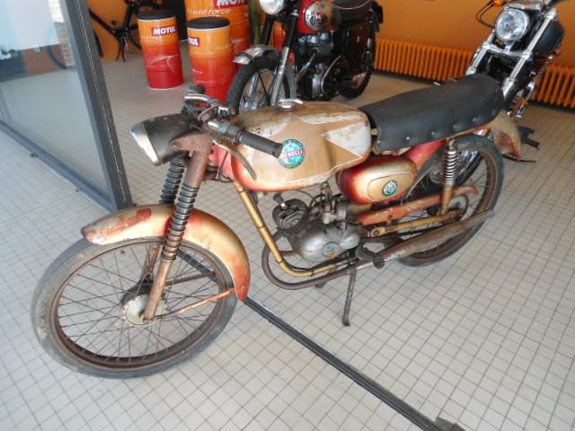 Motos Cyclo Anciens